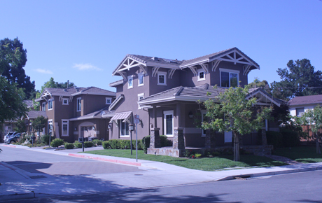 Monroe Estates in Mountain View, California